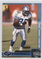 Germane Crowell /92