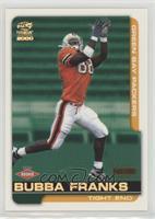 Bubba Franks #/130