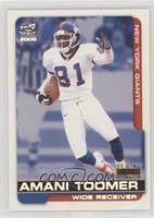 Amani Toomer #/85