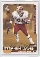 Stephen Davis #/85