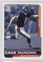 Cade McNown /85