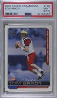 Tom Brady [PSA 9 MINT (ST)]