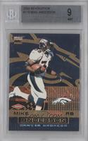 Mike Anderson [BGS9MINT] #/300