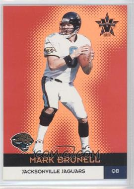 2000 Pacific Vanguard - [Base] - Gold #24 - Mark Brunell /122