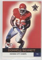 Donnell Bennett #/138