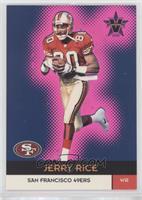 Jerry Rice #/138