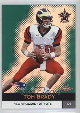 2000 Pacific Vanguard - [Base] #139 - Tom Brady /762