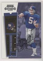 Kerry Collins (Autographed) [EX to NM]