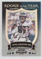 Todd Pinkston /100