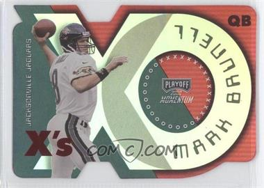 2000 Playoff Momentum - [Base] - X's #45 - Mark Brunell /119