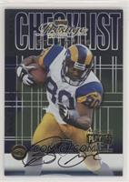 Isaac Bruce [Noted]