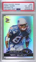 Terry Glenn [PSA 6 EX‑MT]