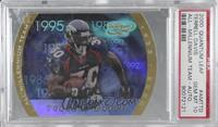 Terrell Davis [PSA/DNA Certified Encased] #/100