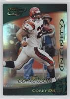 Corey Dillon [Noted] #/100