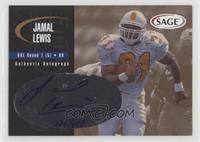 Jamal Lewis #/650