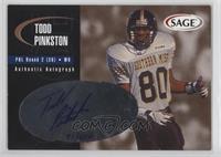 Todd Pinkston #/650