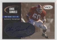 Chris Samuels #/650