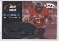 Sammy Morris #/999