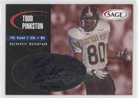 Todd Pinkston #/999