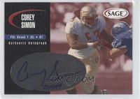 Corey Simon #/999