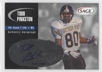 Todd Pinkston #/400