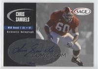 Chris Samuels /400
