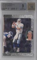 Troy Aikman (1996 SP) /27 [BGS 9]