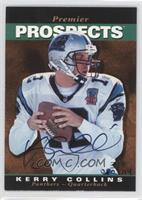 Kerry Collins (1995 SP) #/114