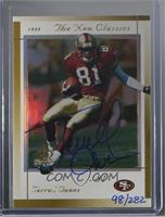 Terrell Owens (1999 SP Authentic The New Classics) /282