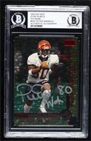 Peter Warrick [BAS Certified Encased by BAS] #/50