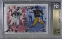 Giovanni Carmazzi, Tom Brady [BGS 9.5 GEM MINT]