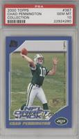 Chad Pennington [PSA 10 GEM MT]