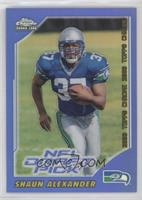 Shaun Alexander [EX to NM] #/150
