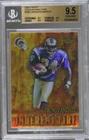 Trung Canidate, Emmitt Smith /100 [BGS 9.5]