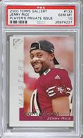 Jerry Rice /250 [PSA 10]