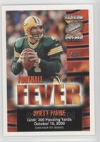 Brett Favre (October 15)