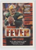 Brett Favre (September 10)