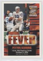 Peyton Manning (October 8)