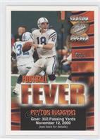 Peyton Manning (November 12)
