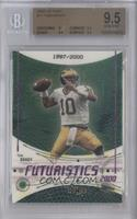 Tom Brady [BGS 9.5 GEM MINT] #/2,000