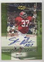 Shaun Alexander [Noted] #/25