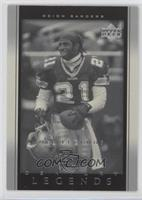Deion Sanders [Noted] #/2,500