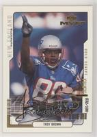 Troy Brown [EX to NM] #32/100
