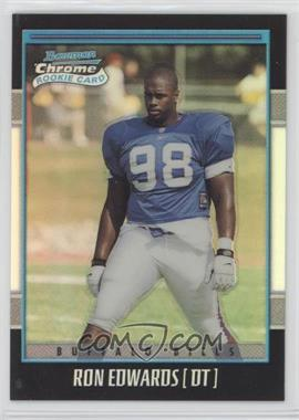 2001 Bowman Chrome - [Base] #214 - Ron Edwards /1999