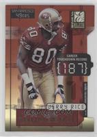 Jerry Rice /87