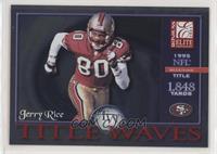 Jerry Rice (1,848 Yards) #/1,995