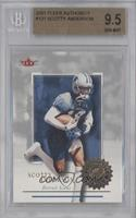 Scotty Anderson [BGS 9.5 GEM MINT] #/1,350