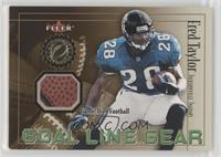 Fred Taylor (Football) [Noted]