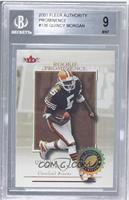 Quincy Morgan /25 [BGS 9]