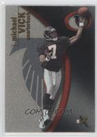 Michael Vick [Noted] #/1,000